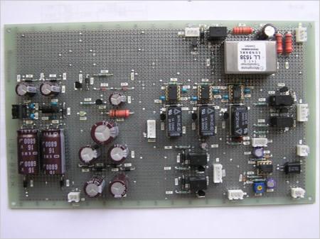 アナログ回路の手配線